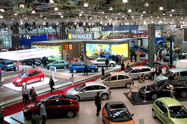 Автосалоны Москва