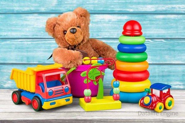 Детские игрушки Москва