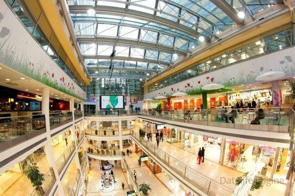 Торговые центры Москва
