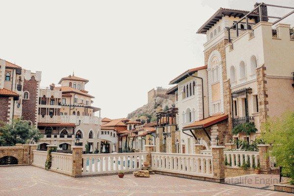 Отели, хостелы, ,курорты,санатории,пансионаты Крым