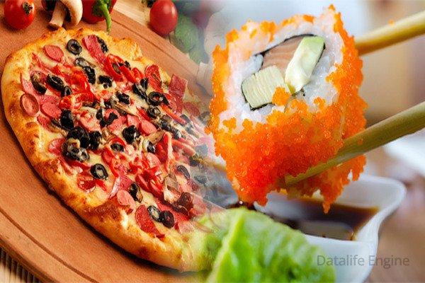 Суши Пицца Москва