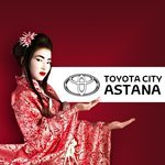 toyota city astana